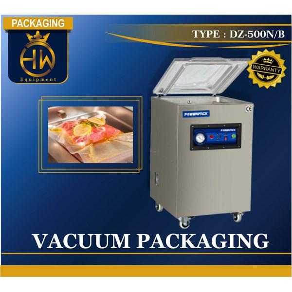 Vacuum Packing / Pengepakan Vakum / Mesin Vakum Tipe  DZ-500N/B
