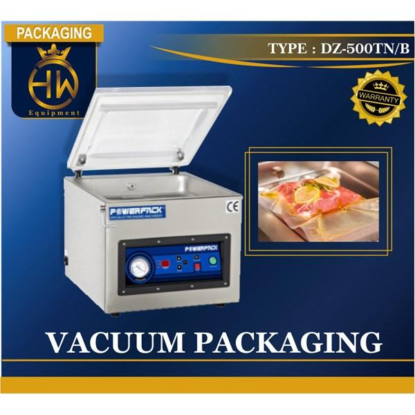 Vacuum Packing / Pengepakan Vakum / Mesin Vakum Tipe DZ-500TN/B