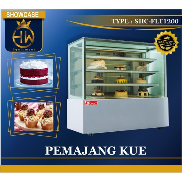 Cold Showcase SHC-FLT1200