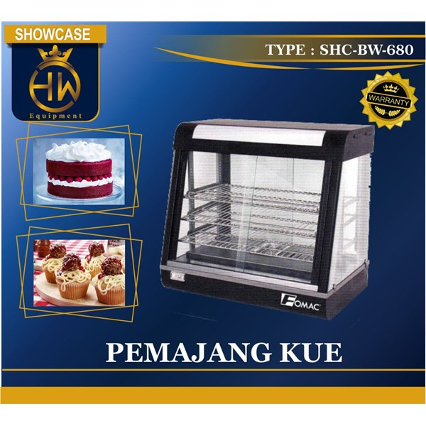 Showcase SHC-BW-680