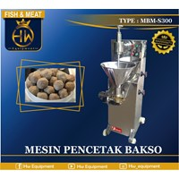 Mesin Pengolah Bakso Otomatis tipe MBM-S300