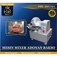 Mesin Pengolah Bakso Otomatis Bowl Cutter tipe MMX-TQ5A