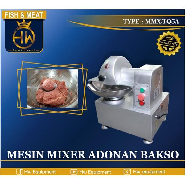Mesin Pengolah Bakso Otomatis tipe MMX-TQ5A