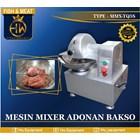 Mesin Pengolah Bakso Otomatis Bowl Cutter tipe MMX-TQ5S 1