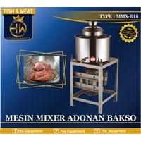 Mesin Pengolah Bakso Otomatis tipe MMX-R18