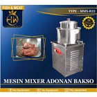 Mesin Pengolah Bakso Otomatis Meat Mixer Tipe MMX-R22 1