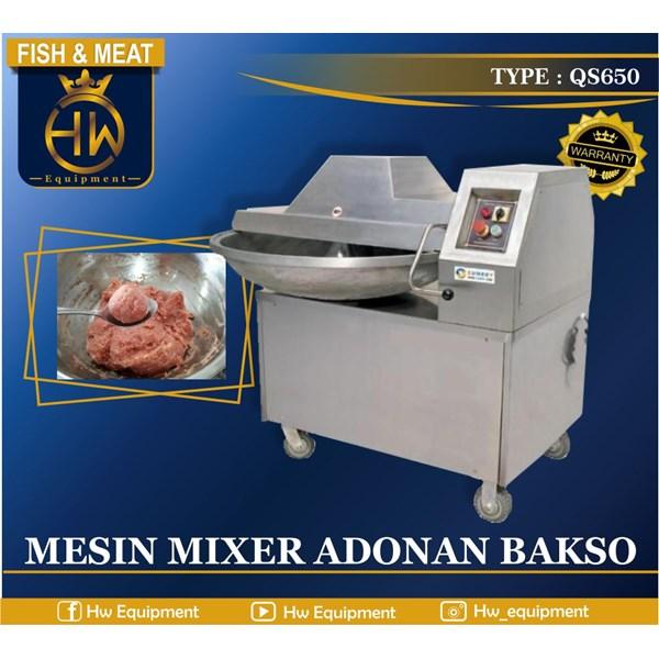 Mesin Pengolah Bakso Otomatis tipe QS630
