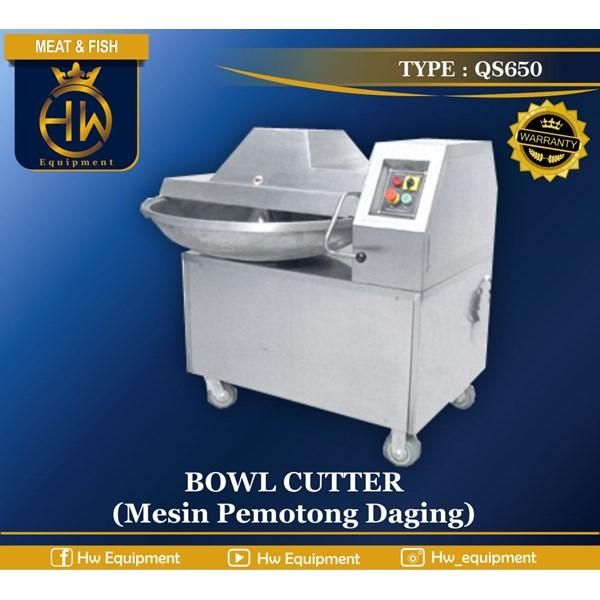 Meatball Machine Bowl Cutter type QS650