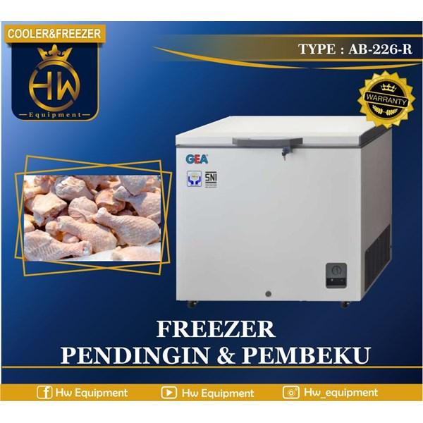 Mesin Pendingin (Freezer) tipe AB-226-R