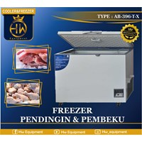 Mesin Pendingin (Freezer) tipe AB-396-T-X