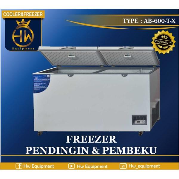 Mesin Pendingin (Freezer) tipe AB-600-T-X
