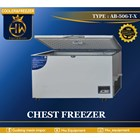 Mesin Pendingin (Freezer) tipe AB-506-T-X 1