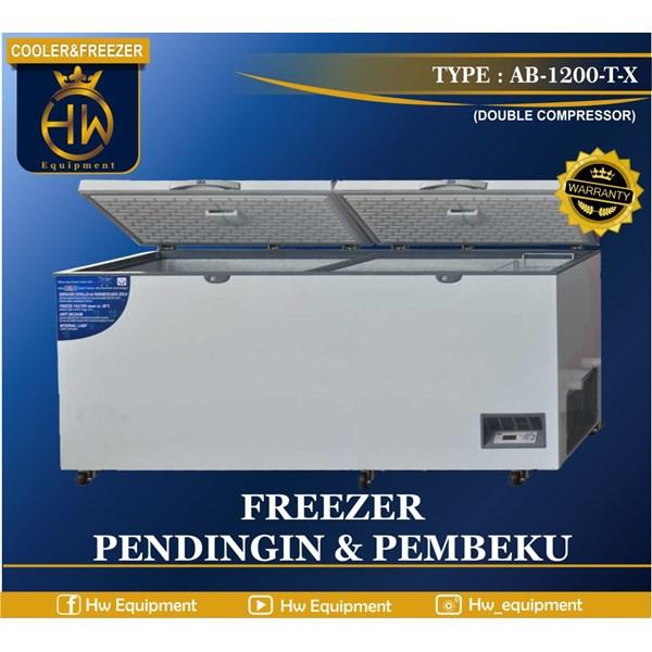 Mesin Pendingin (Freezer) tipe AB-1200-T-X
