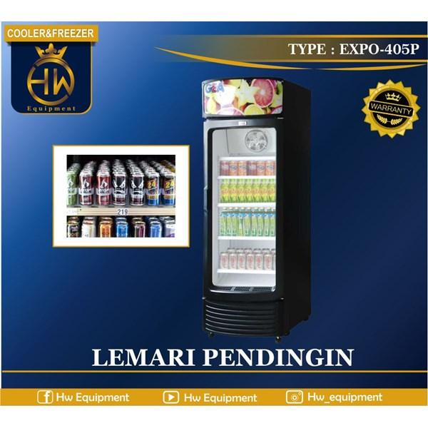 Mesin Pendingin Minuman (Cooler) tipe EXPO-405P