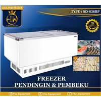mesin pendingin (freezer) tipeSD-636BP