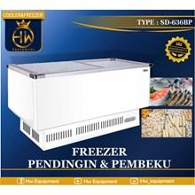 mesin pendingin (freezer) tipeSD-636BP