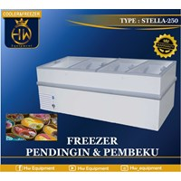 cooler and freezer type STELLA-200