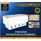 mesin pendingin (cooler and freezer) TIPE SD-376BP 1
