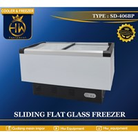 Mesin Pendingin (cooler and freezer) TIPE SD-406BP