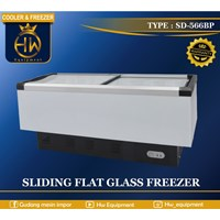 mesin pendingin (cooler and freezer) TYPE SD-516BP