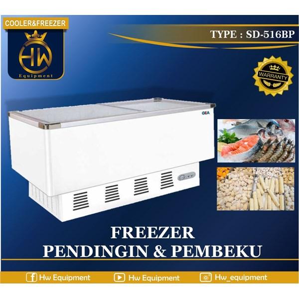 mesin pendingin (cooler and freezer) TYPE SD-516BP