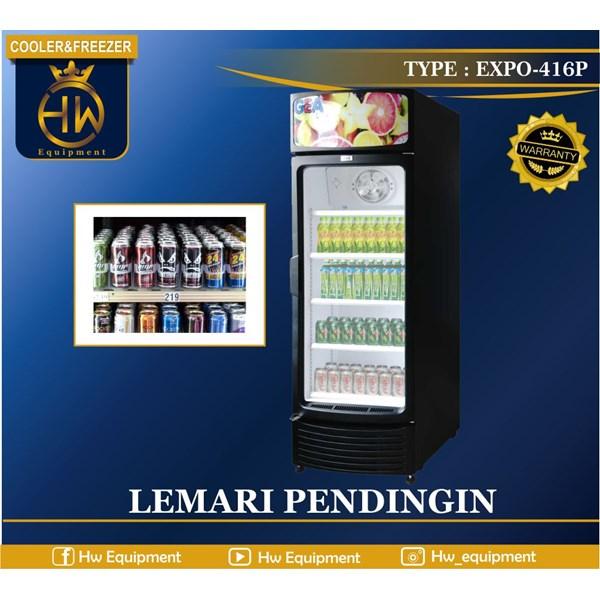 Mesin pendingin Minuman (Drink Cooler) tipe EXPO-416P