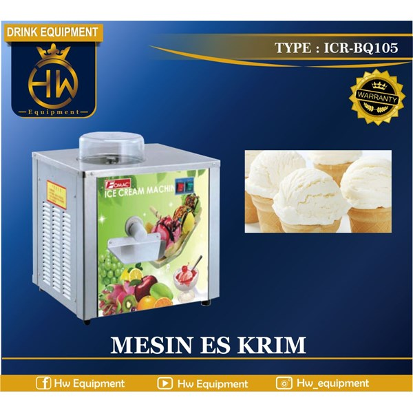Mesin Es Krim (Hard Ice Cream) tipe ICR-BQ105