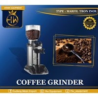 Coffee Grinder atau penggiling biji kopi GETRA Tipe MARFIL TRON INOX