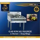 Gas Kwali Range tipe KR-11 1