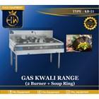 Gas Kwali Range tipe KR-21 1
