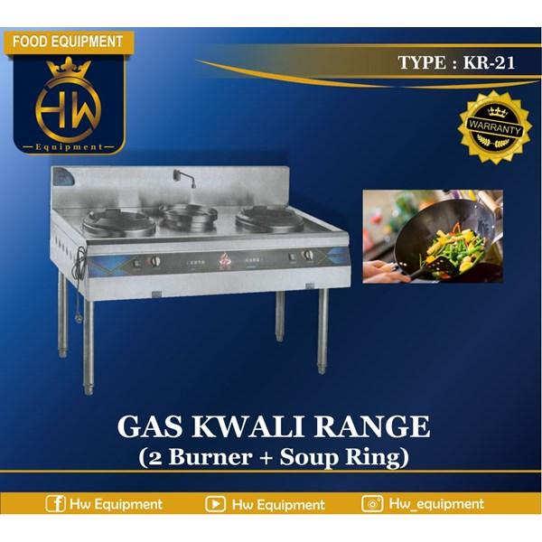 Gas Kwali Range tipe KR-21