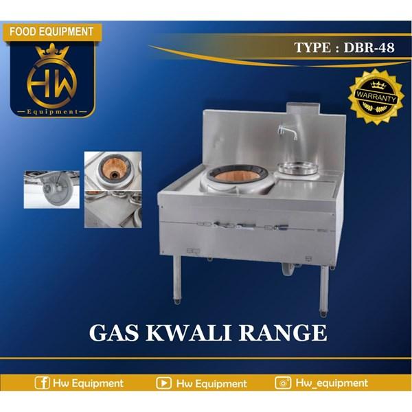 Gas Kwali Range / Deluxe Blower Kwali Range tipe DBR-48