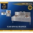 Gas Kwali Range/ Deluxe Blower Kwali Range tipe DBR-48/96A 1
