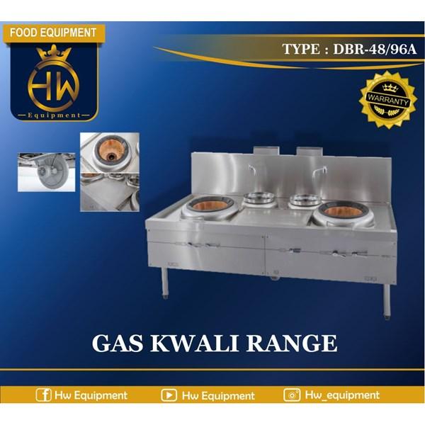 Gas Kwali Range/ Deluxe Blower Kwali Range tipe DBR-48/96A