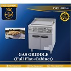 Gas Open Griddle with Cabinet tipe RPG-4 1