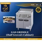 Gas Open Griddle with Cabinet tipe RPG-4B 1