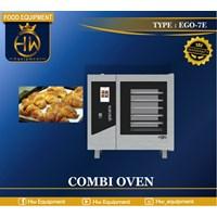 Combi Oven tipe EGO-7E