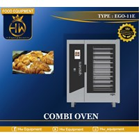 Combi Oven tipe EGO-11E