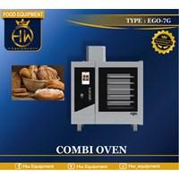 Combi Oven tipe EGO-7G