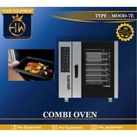 Combi Oven tipe MOOD-7E