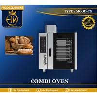 Combi Oven tipe MOOD-7G