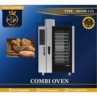 Combi Oven tipe MOOD-11G