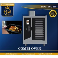 Combi Oven tipe EGO-11G