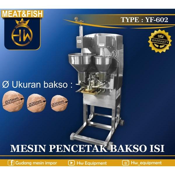 Mesin Pencetak Bakso Isi WBLL-540CA