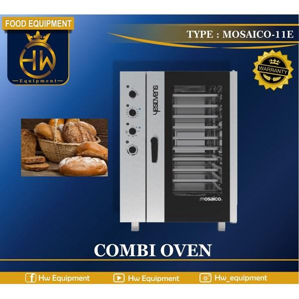 Combi Oven tipe MOSAICO-11E