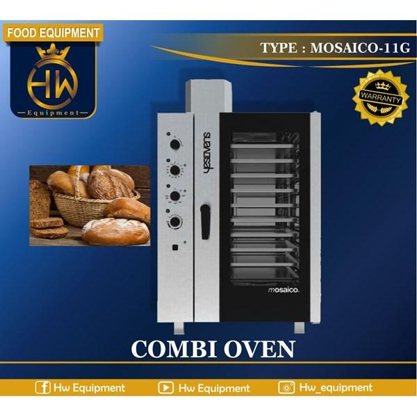 Combi Oven tipe MOSAICO-11G