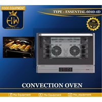 Convection Combi Oven tipe ESSENTIAL-6040-4D