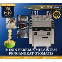Mesin Pemasak Mie Otomatis tipe WBLL-540CA