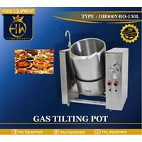 Mesin Penghangat (Gas Tilting Pot) tipe OH900Y-RO-150L