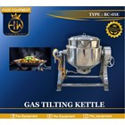 Mesin Penghangat Makanan / Gas Tilting Kettle tipe RC-05E 1